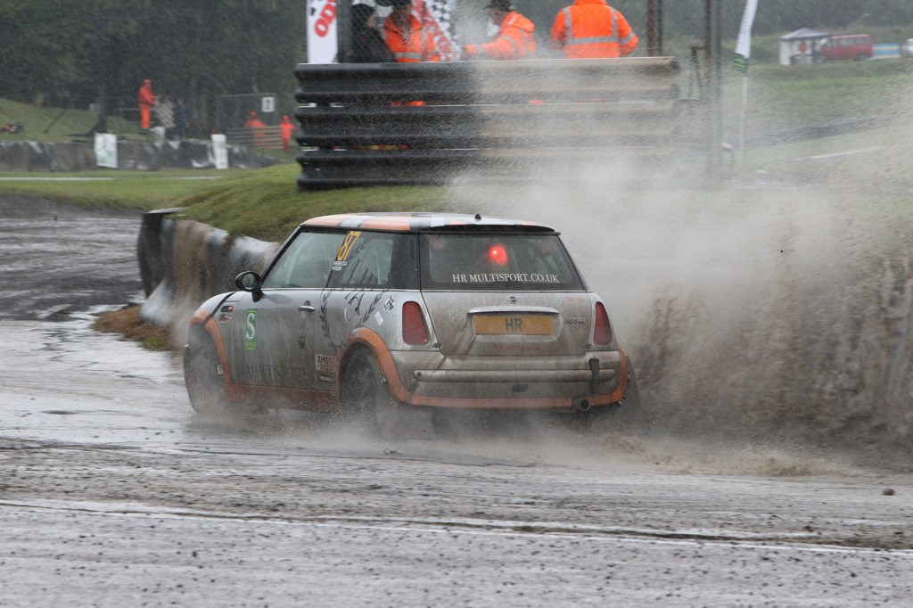 Barc And Lhmc Join Forces To Drive British Rallycross Into The Fast Lane